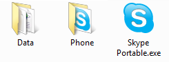 Skype Portable.exe